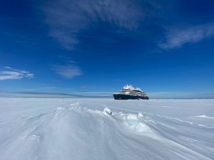 ABB highlights technology that brought Le Commandant Charcot to the North Pole